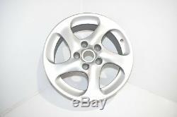 Ensemble De Roues À Rayons Complet D'origine Porsche 996 C4s / Turbo 99636214210 D'occasion