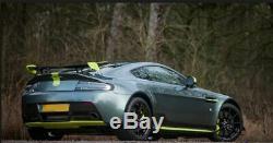 Ensemble De Roues En Alliage Complet Aston Martin V12 Vantage S, Noir Brillant, Amr D'occasion