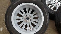 Fiat Doblo 16 Roues En Alliage Complet Et En Très Bon État S'adaptera Combo