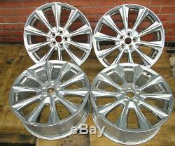 Ford Kuga / Mondeo / Edge, Complete Set Véritable 20 20x8.5j Jantes En Alliage
