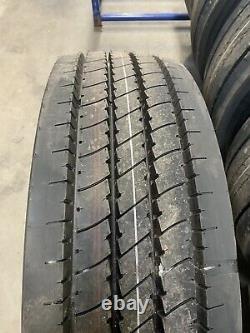 Goodyear 275/70.22.5 Truck Bus Tyre Complet Sur Jantes 10stud En Acier