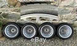 Jeu Complet De 4 X Lancia Integrale Roues (taille 7 1/2 J X 15)