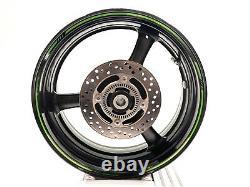 Kawasaki Zx10r Oem 2016 Complete Rear Wheel Rim Brake Rotor Sprocket! Ninja