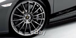 Lamborghini Gallardo Jante Roue Roues Complet Oem 400601025al Oe