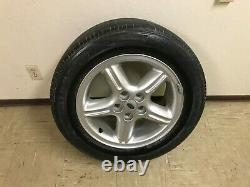 Land Rover Discovery Oem Wheel Rim And Tire 255 55 18 Pouces 18 18x8 1998-2004
