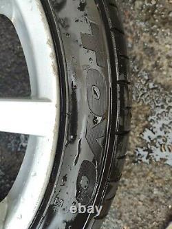 Mazda Mx5 Mk3 Alloy Wheels Et Toyo Proxes Sport Tyres Complete Set Of Four