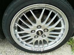 Mazda Mx5 Mk3 Zsport Bbs Alliage Roue Simple Coffre Complete Complete Pour Des Pièces De Rechange