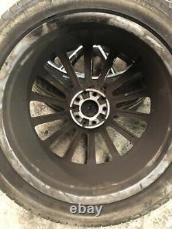 Mercedes Benz 20 Inch Amg Line Alloy Wheels Set X4 Avec Pneus Complets