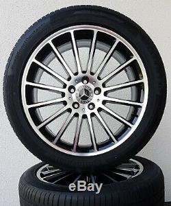 Mercedes Benz Classe V Vito W447 19 Pouces Jantes Roues Complètes D'origine