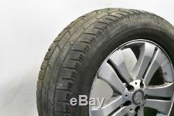 Mercedes Benz Gl450 Oem Ml350 Ml500 Avant Set Arrière Rim Roues Et Des Pneus De 19 Pouces