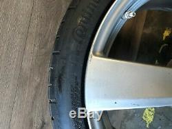Mercedes Benz W207 W212 Oem E350 E550 E63 Roue Jante Et Le Pneu 265 35 18 Pouces # 2