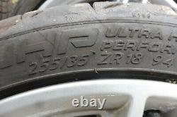 Mercedes C Classe W204 Amg Ensemble D'alliage Complet De 18 Pouces Avec Pneumatiques A204414102