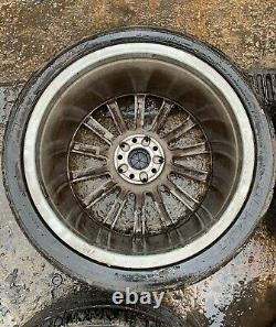 Mercedes Cls W218 Amg Essieu Aluminium Complete Wheels 19 Inch Rims A2184011100