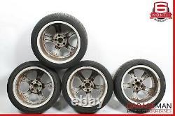 Mercedes W203 C230 C320 Clk350 Jeu De Jantes De Pneus De Roue R17 Décalé 7,5x8.5