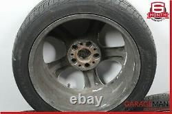 Mercedes W203 C230 Clk350 Décalé R17 Wheel Tire Rim Set 7.58.5 Chrome Oem