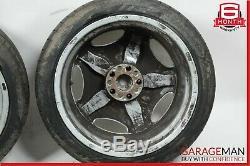 Mercedes W208 W210 W215 W220 Lorinser Roue Complète Des Pneus De Jantes 9jx19h2 Et44