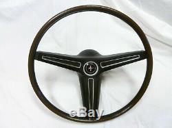 Nouveau Volant De Jante Mustang 1970, Rimblow, 1971-72-73, Complet, Boss Mach 1