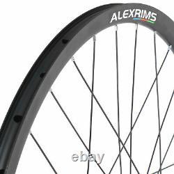 Nuvinci N380 Cvt 700c Roue Complète Du Vélo Arrière// Alex Rims Gd26 // Frein À Disque