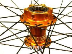 Projet 321 1.0 Lefty Complete Front Wheel Stans Arc Ex Rim