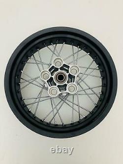 Rim Roue Arrière Complète Avec Porte-monnaie Hub Ducati Scrambler 4,50x17 36 H 96320101ab