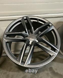 Roue 19 Audi R8, Audi R8 19 Wheels Complete Set