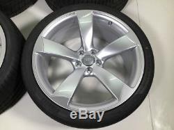 Roues Jantes Alu Été Roues Complètes Audi Rs4 (8w, B9) 20 Pouces 8t0601025ct