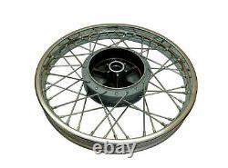 Royal Enfield Complete 19 Front & Rear Wheel Rim Bullet Electra 350 500cc DLX