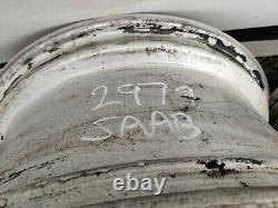 Saab 9-3 (65.1 Bore 5x110 Pcd) Ensemble Complet De 18 Roues En Alliage 7,5j Et41