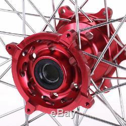 Supermoto Jantes Complètes 173,5 4,25 Pour Honda Cr125 250r Crf250 450r 02-13