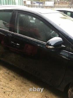 Toyota Auris 2014 Mk2 Driver Droit O/s Porte Avant Complète Whitout Wing & Switch