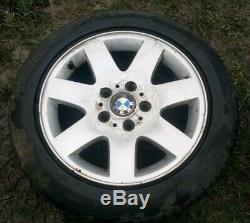 Véritable Bmw E46 Ensemble Complet De 4x 16 Roues En Alliage Vauxhall Vivaro / Renault