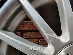 Véritable Ford Focus St170 98-05 Ensemble Complet De 4x 17 Jantes En Alliage 4x108