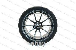 Véritable Mclaren Mso 675lt 10 Spoke Ultra Light 19/ 20alloy Complete Wheel Set