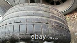 Véritable Nissan 350z 350 Z Alliage Complet Roue 18 Pouces 245/45 Zr18 Breaking