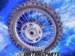Yamaha Complète Moyeu Arrière De Jante De Roue Kit Yz125 Wr450 Yz125 Yz250f Yz450 19 Oem