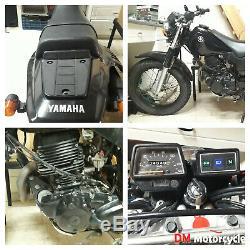 Yamaha Véritable Occasion Tw200 Tw 200 2002 Jante Arrière Avec Pneu