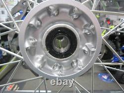 Yamaha Wr250r Roue Avant Complète Oem Avec Nouveau Disque De Branchement 2008-2020